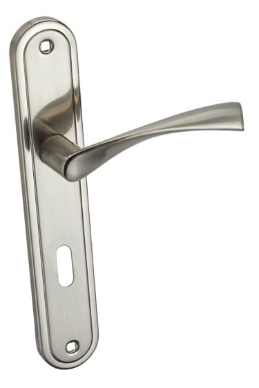 Infinity Line Laura KLR 311 satina 72mm - dveřní štítové kování