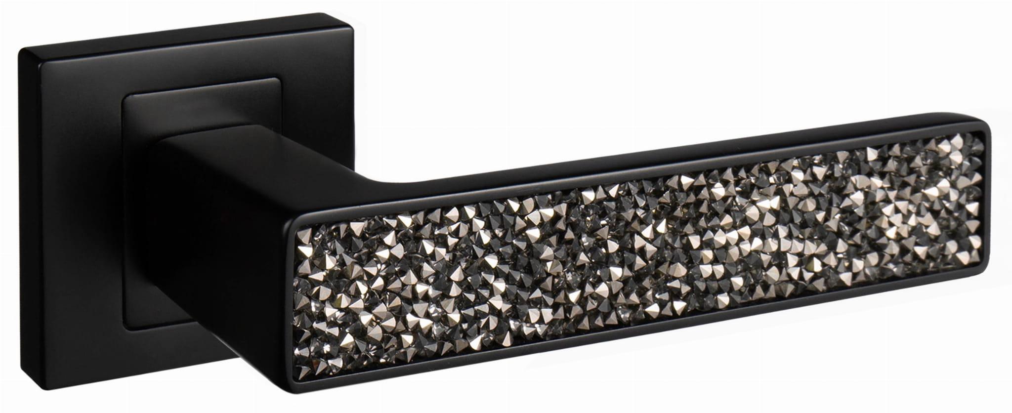 Infinity Line Concept KCK B00 černá/glamour - čtvercové rozetové