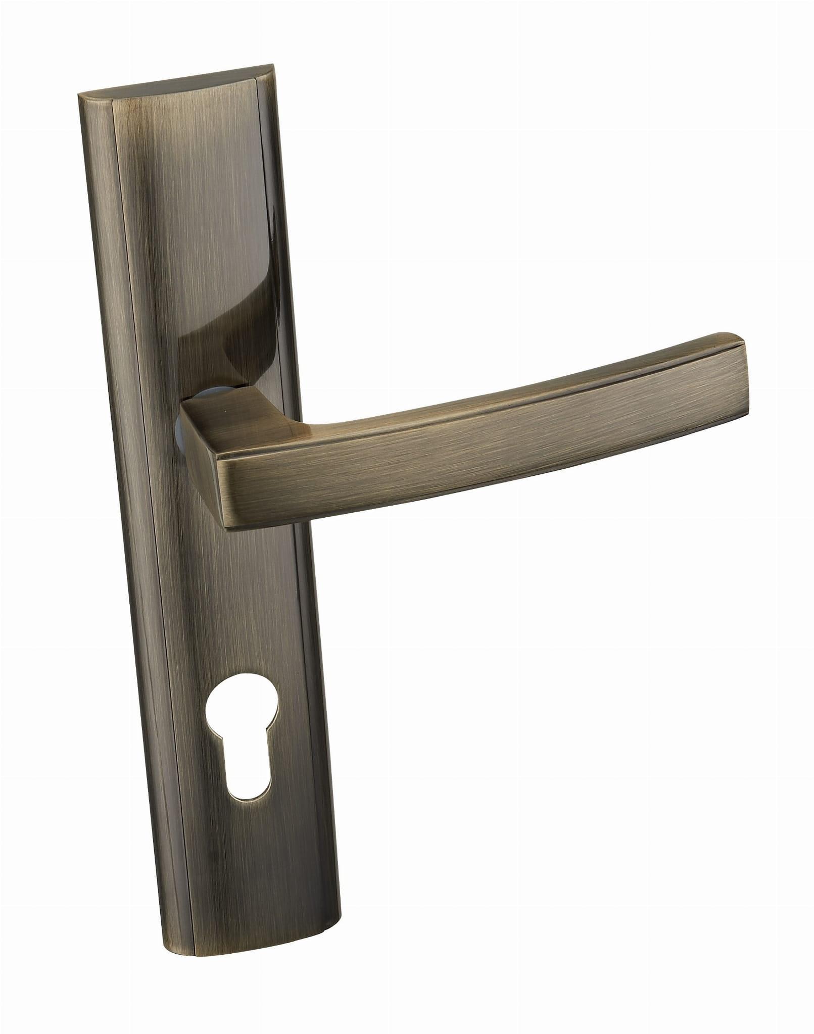 Infinity Line Hermes KHR 412 W patina K+K venkovní kování Satina