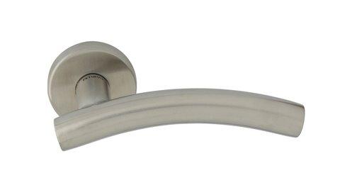 VEGA - R rozetové kování z nerez oceli INX - Nerez ocel