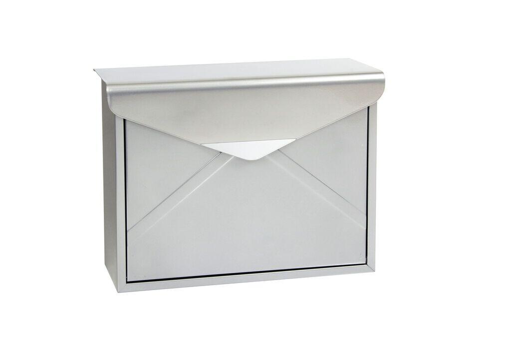Poštovní schránka BK.57 - nerez Ocel hnědá