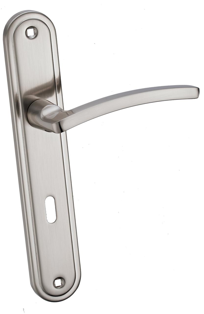 Infinity Line Lena KLN 311 satina 72mm - štítové dveřní kování p
