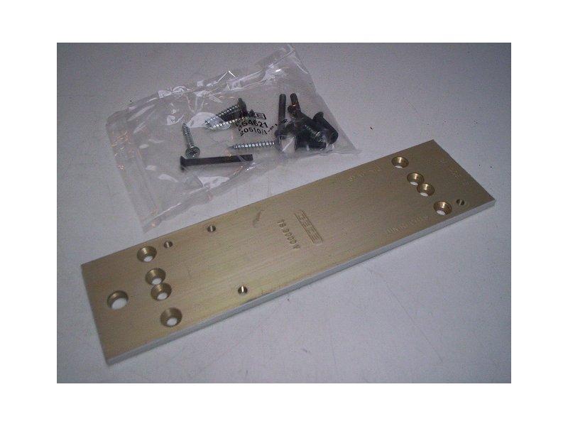 Montážní deska TS 1500 Stříbrná