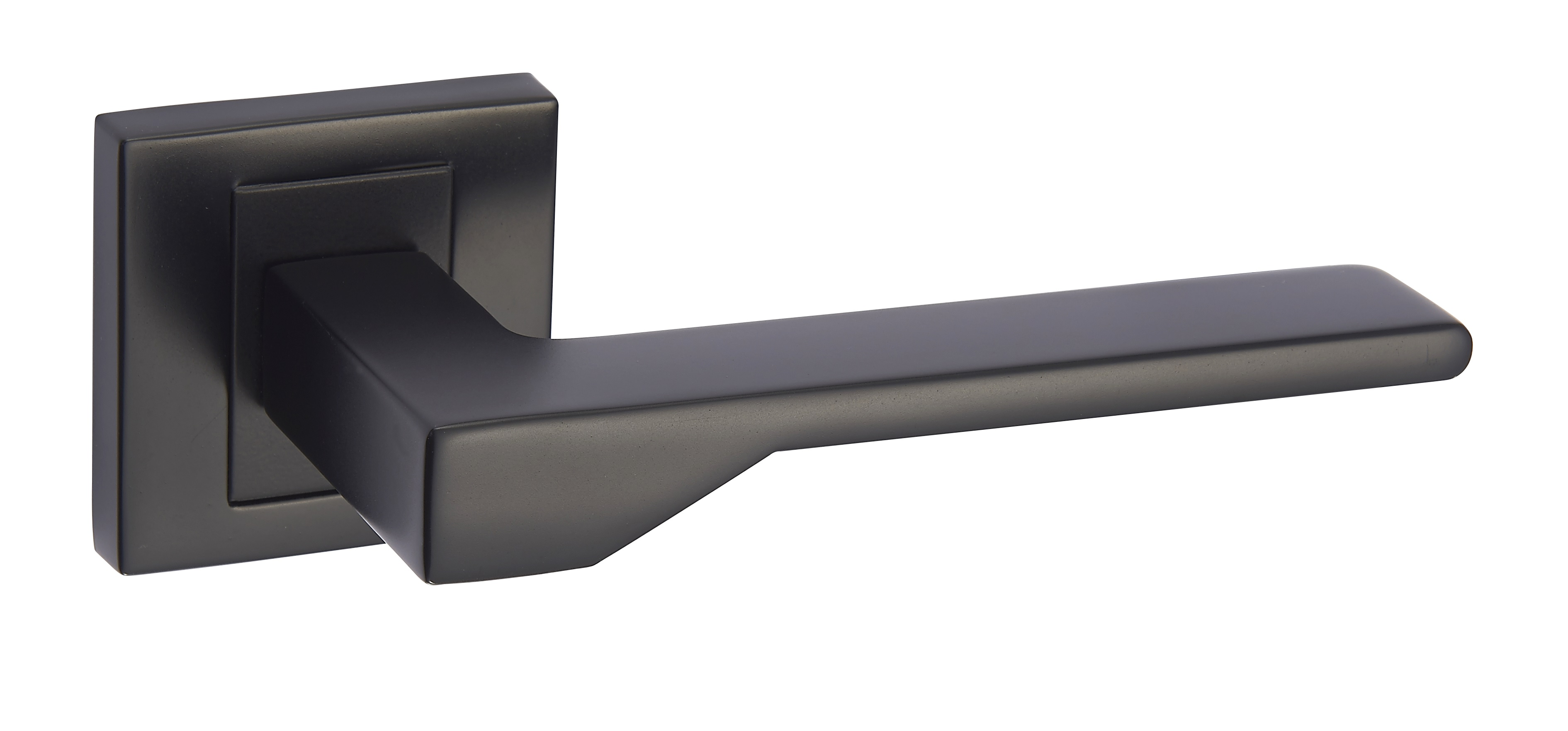 Infinity Line Nove KNV B00 černé - rozetové kování AKCE SLEVA 30
