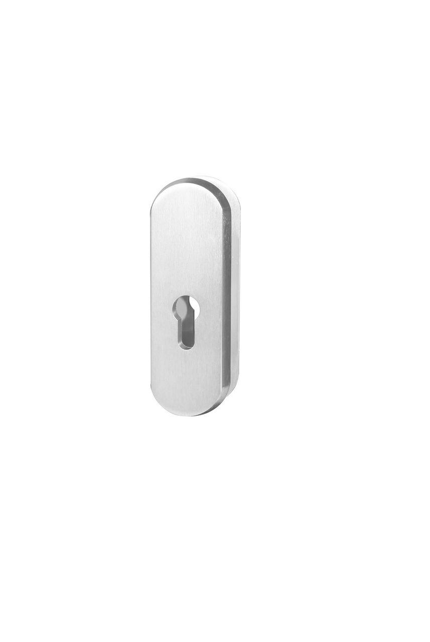 Bezpečnostní rozeta R.103.PZ F1 - stříbrný elox
