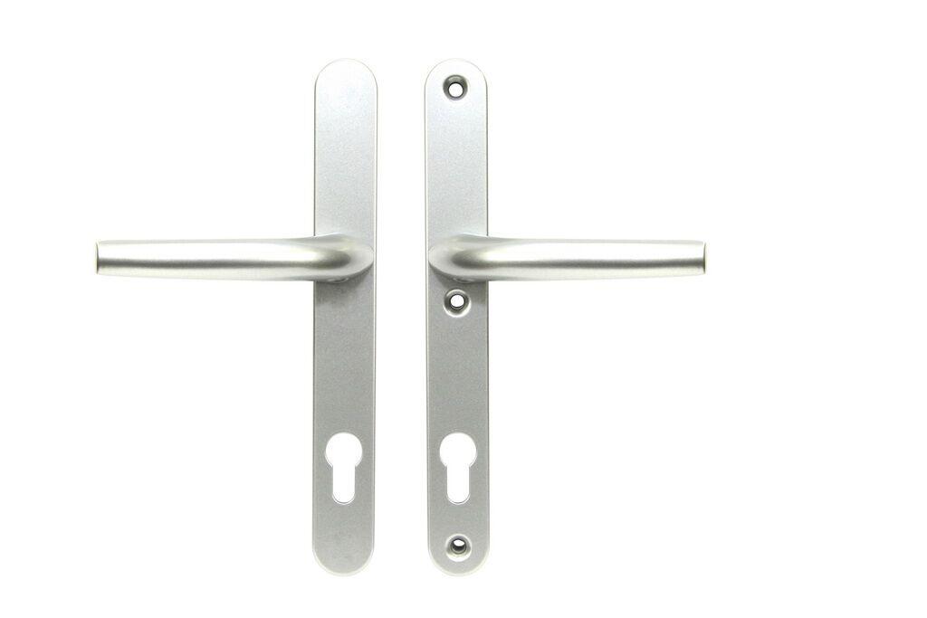 Kování RHD.002 pro plastové dveře - klika/klika F4 - bronzový el
