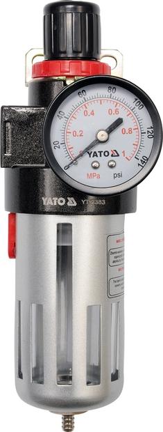"Regulátor tlaku vzduchu 1/2"", max. 0,93MPa, s filtrem (90ccm)"